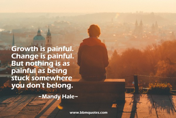 Quote by Mandy Hale - BBM Quotes