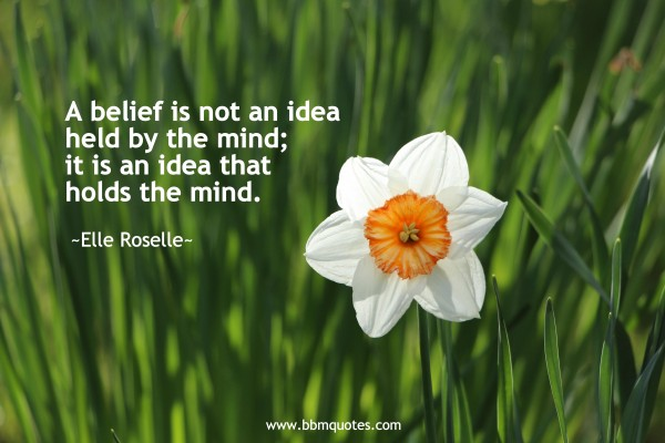 Quote by elly roselle give up your limiting beliefs bbm quotes white flower mightylinksfo