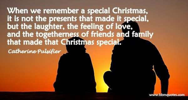 Quote By Catherine Pulsifer A Special Christmas BBM Quotes Fascinating We Made It Quotes